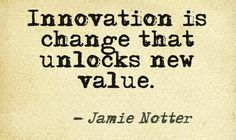 Innovation Change Unlocks Value March Blog